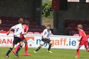 Fionn Moore clears