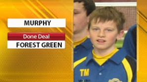 Thomas Murphy Transfer